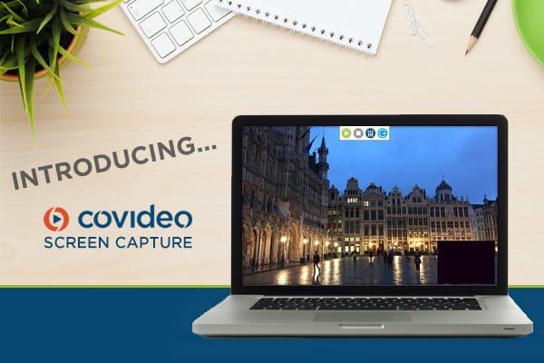 introducing covideo screen capture