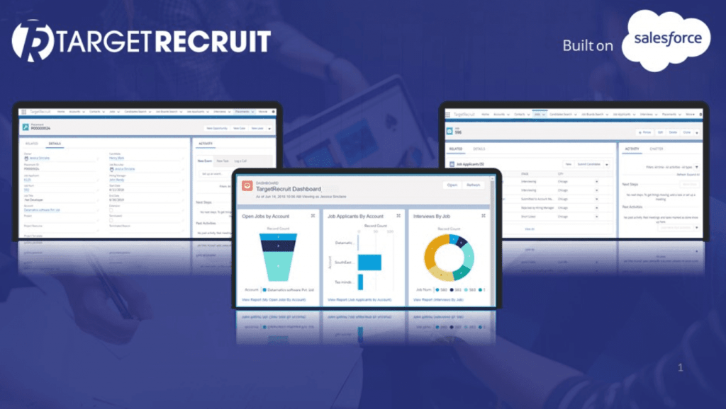 targetrecruit salesforce integration